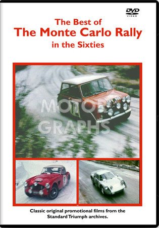 Best of  Monte  Carlo  Rally 60s