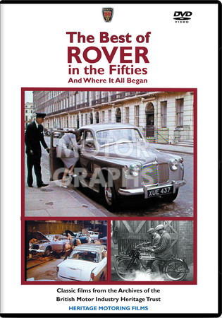 Best of  Rover in the  Fifties