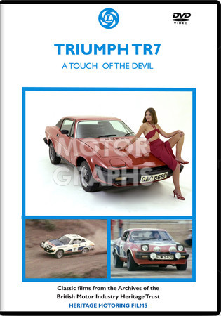 Triumph  TR7   A  Touch of the  Devil