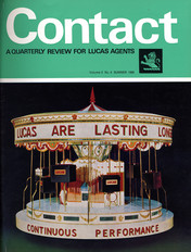 Contact Magazine 1968 Summer