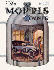Morris Owner 1924 March
