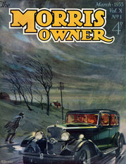 Morris Owner 1933 March