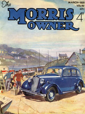 Morris Owner 1938 March