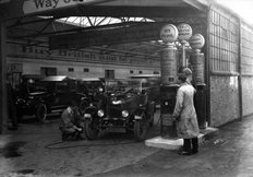 Morris Garages Oxford 1923