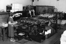 Cowley Factory Nuffield Press 1938