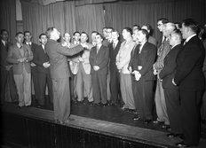 Morris Motors Male Voice Choir 1950