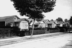 Austin Village Estate 1940s