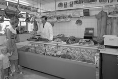 Smiths Butchers 1963