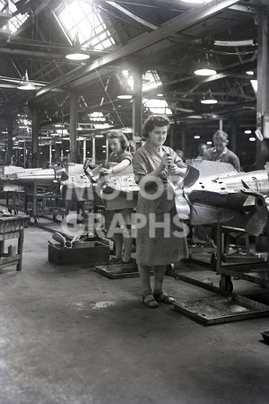 Cowley factory Morris Motors 1943