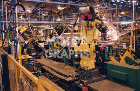 Solihull factory Rover Group 1990s