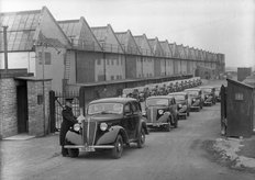 Cowley factory Morris Motors 1947