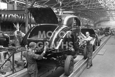 Abingdon Riley Production 1950