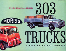 Morris Commercials 1958