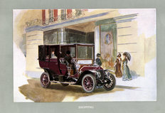 Siddeley Autocars 1908
