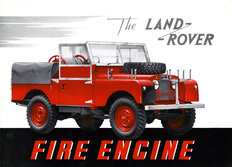 Land Rover Series I 1954