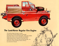 Land Rover Series II 1959