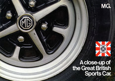 MG cars for 1977