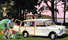 Morris Mini Traveller Mark1 1967