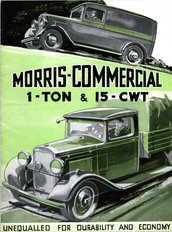 Morris Commercials 1937