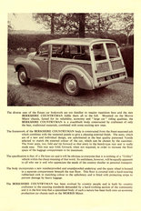 Morris Minor Berkshire Countryman 1955
