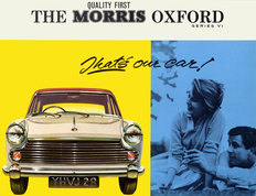 Morris Oxford Series 6 1966