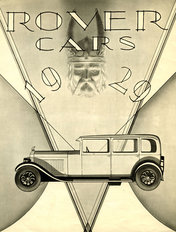Rover cars for 1929