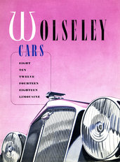 Wolseley cars 1930s