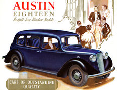 Austin Eighteen 1937
