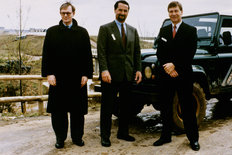 BMW-Rover Group 'bonding' day 1994