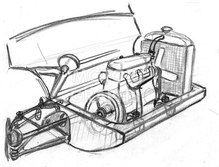 Corvair Rear Suspension Diagram together with Diagram Of Pepper furthermore Q1suv moreover 123720A020 moreover Bulk Head. on transverse engine