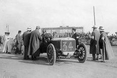 French Grand Prix Dieppe 1908