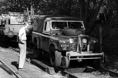 Land Rover Series II 1960s