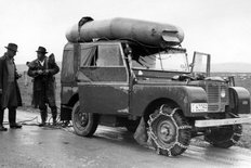 Land Rover Series I 80 inch 1949