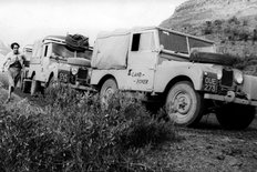 Land Rover Series I 86 inch 1954