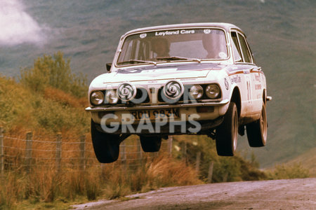Scottish Rally 1976