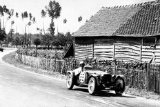 Riley racing cars 1934