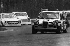 Leyland National Mini Championship 1977 at Castle Combe