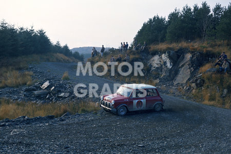 RAC Rally Of Great Britain 1966