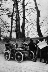 Wolseley Voiturette 1900