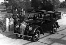 Morris Eight Saloon Series E 1938