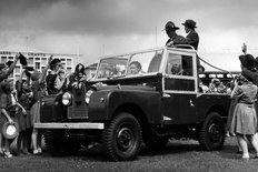 Land Rover Series I 1950s