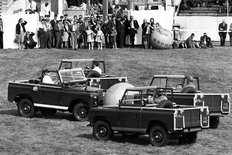Land Rover Series II 1965