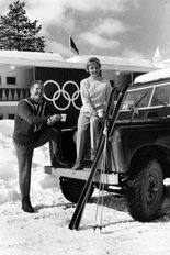 Land Rover at the Winter Olympics 1960
