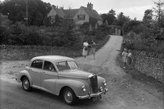 Wolseley 4-50 Saloon 1950