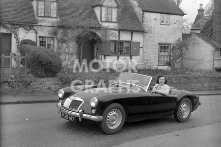 MGA Twin Cam roadster 1958