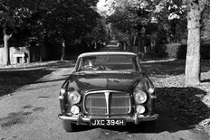 Rover 3.5 Litre Coupe (P5B) 1969