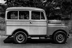 Land Rover Series I 1948 Tickford
