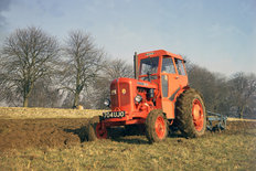 Nuffield 10/42 tractor 1965