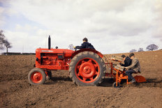 Nuffield 10/60 tractor 1965