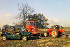 BMC agricultural vehicles 1965